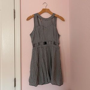 H&M Halter Dress (See through mid waist)